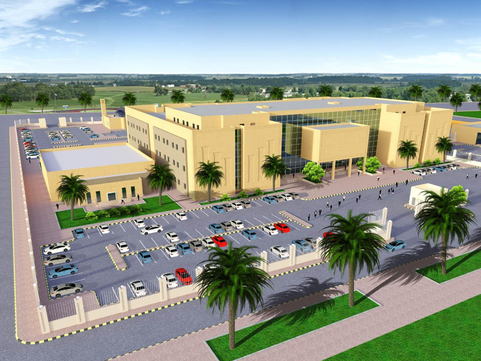 جامعة اليمامة الصورة الرئيسية