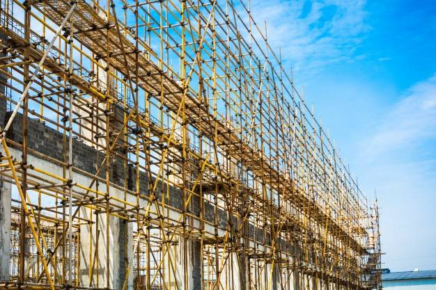 scaffoldings - السقالات..أنواعها وتعريفها ومخاطرها