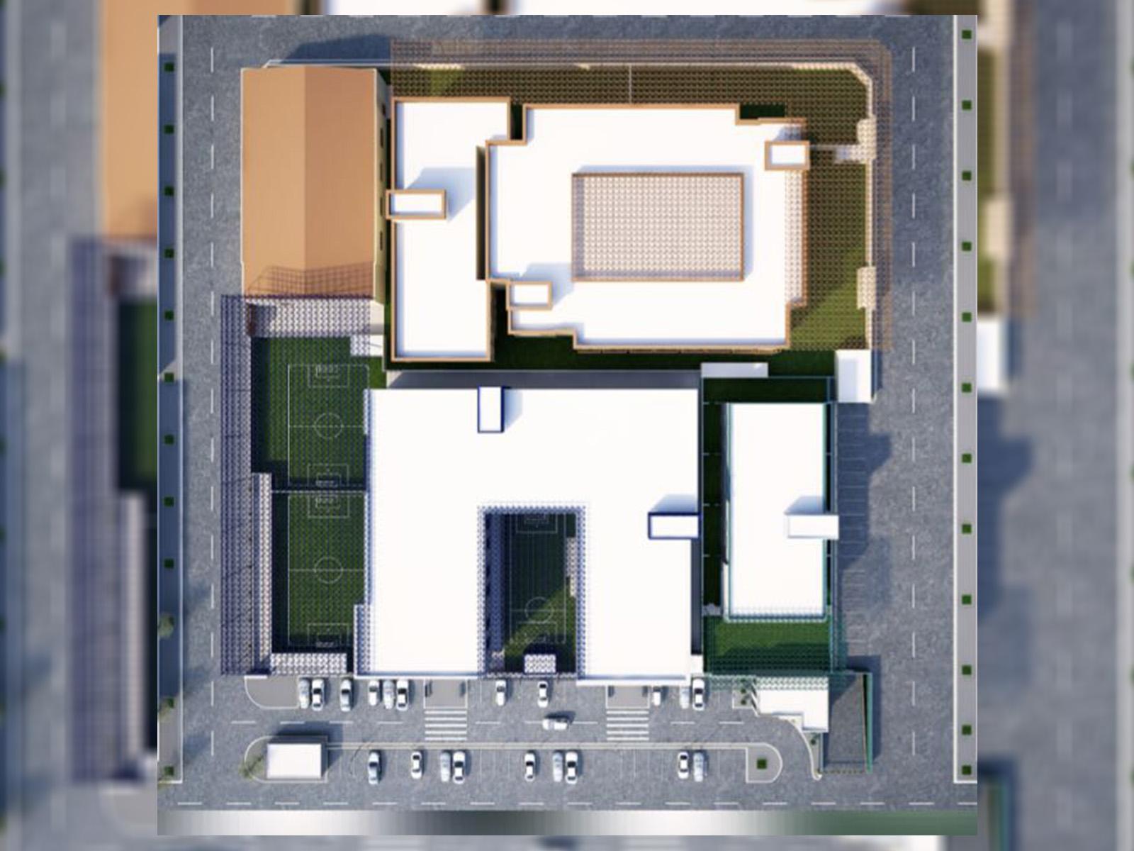 مدارس الورود الصورة الرئيسية - المشاريع